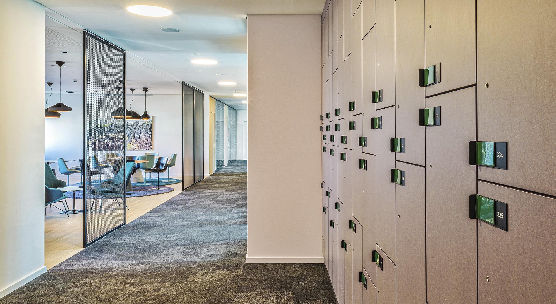 SAP AG – Merz Innen.Architektur